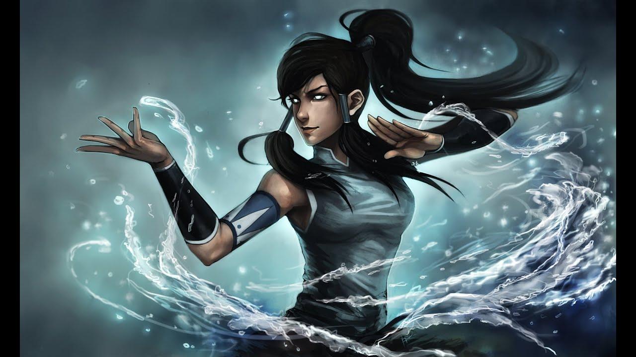 Legend Of Avatar Korra