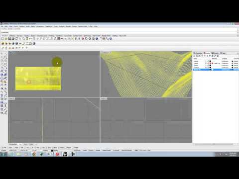Lecture 215 - Physical Topographic Model Preparation - Part 1 (Spring 2015)