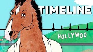 The Complete Bojack Horseman Timeline | Channel Frederator