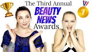 The Third Annual BEAUTY NEWS Awards 2018