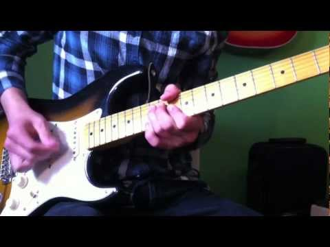 Red Hot Chili Peppers - Power Of Equality - Guitar Cover (HD)