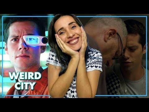 WEIRD CITY nova série do Youtube Originals com o Dylan OBrien