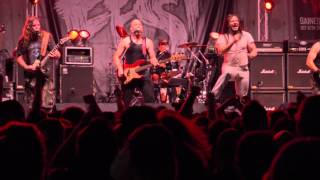 """Andrew W.K. """"I Love Florida"""", """"I Get Wet"""", & """"Party Hard"""" @ The Fest 14 2015-11-1"""