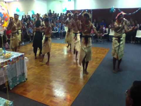 Kiribati Dance - YCL NZ