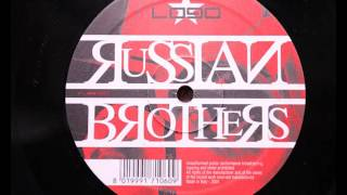 Russian Brothers - SEGA(original edit) LP