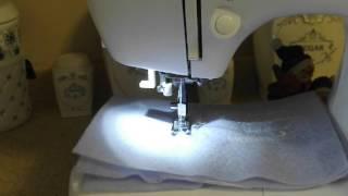 видео Швейная машина AstraLux SR-38