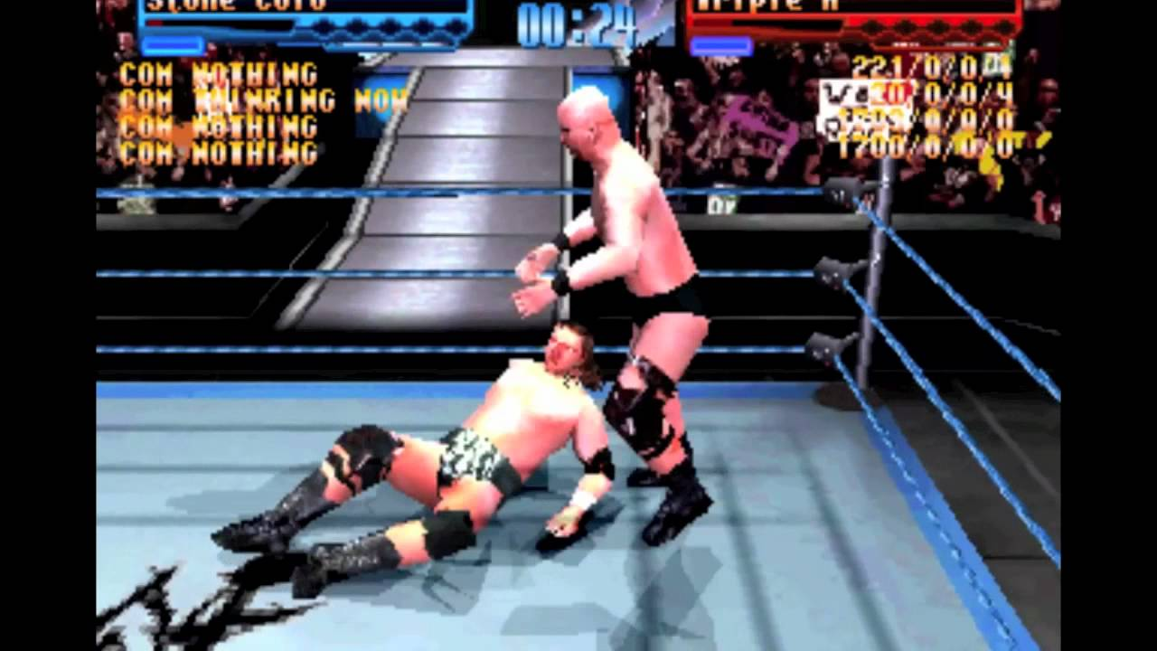Image result for WWF Smackdown 1 ps1