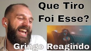 Gringo Reagindo A Jojo Maronttinni - Que Tiro Foi Esse (Em português!)