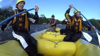 北海道ライオンアドベンチャー 20016 8 13 Summer rafting