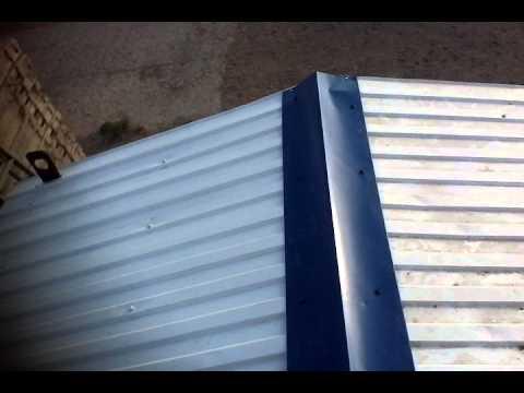 видео: Обшивка контейнера для жилья день 1 часть 2