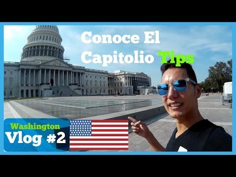 Tips Washington #2 | Visita La Sede Del Congreso