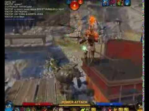 видео: panzar Злостный берс 30 лвл на Каменоломня гномов