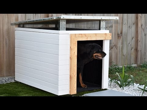 How to Make A Dog House Part 1 | DIY Build