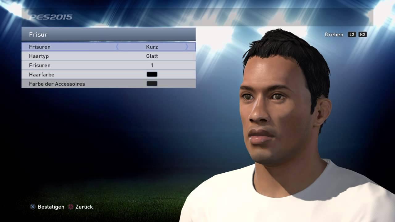 Ronaldinho 2o Face Pes 2015