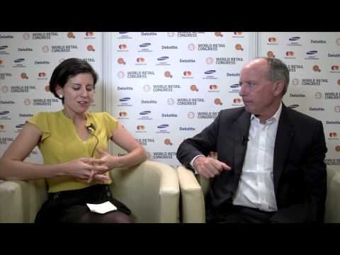 Interview with Sir Ian Cheshire, Kingfisher Plc at World Retail Congress 2014