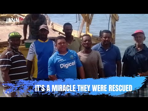Hero Boat Captain Rescues Seven Whitehouse Fishermen Who Were Lost At Sea/JBNN