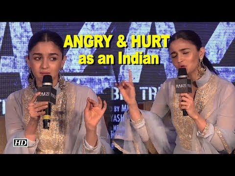 Alia Bhatt Vents Anger On Kathua Rape, Demands Justice | Mumbai Press