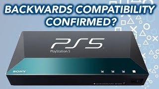 PS5 BACKWARDS COMPATIBILITY WITH PS4 +3+2+1 PATENTED? GAMESTOP CAN