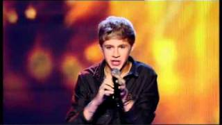 vuclip The X Factor - One Direction - Viva la Vida - Live Shows Episode 1 (9/10/10 - 9th October 2010)