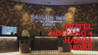 Review Sakura Park Hotel Residence Deltamas Cikarang Nyaman dan Terjangkau
