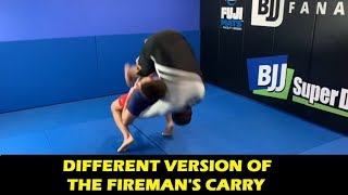 Different Version Of The Fireman's Carry by Dan Vallimont