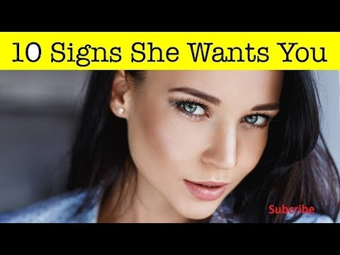10 Secret Signs a Woman Wants You | How to Know That She Likes You | Smart Care