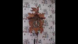 Schmeckenbecher German Cuckoo Clock