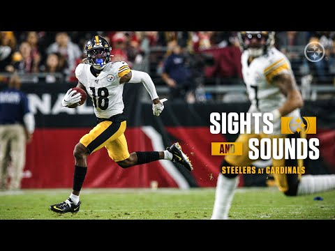 Mic'd Up Sights & Sounds: Steelers defeat Cardinals in Week 14 -