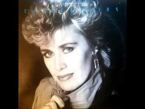 It Ain't Easy Being Easy , Janie Frickie , 1982 Vinyl