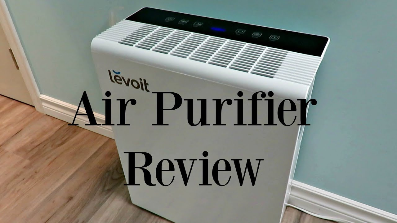 levoit air purifier review lv pur 131 hepa filter youtube. Black Bedroom Furniture Sets. Home Design Ideas