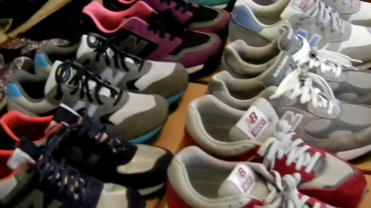 NEW BALANCE SNEAKER COLLECTION VIDEO PART 1 - YouTube 93f835ad23