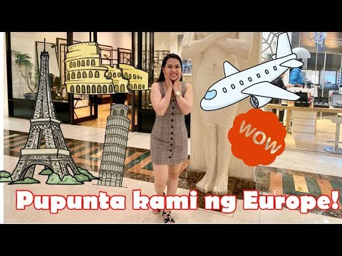 Vlog #15 | Applying For Schengen Visa (VFS Global Dubai)