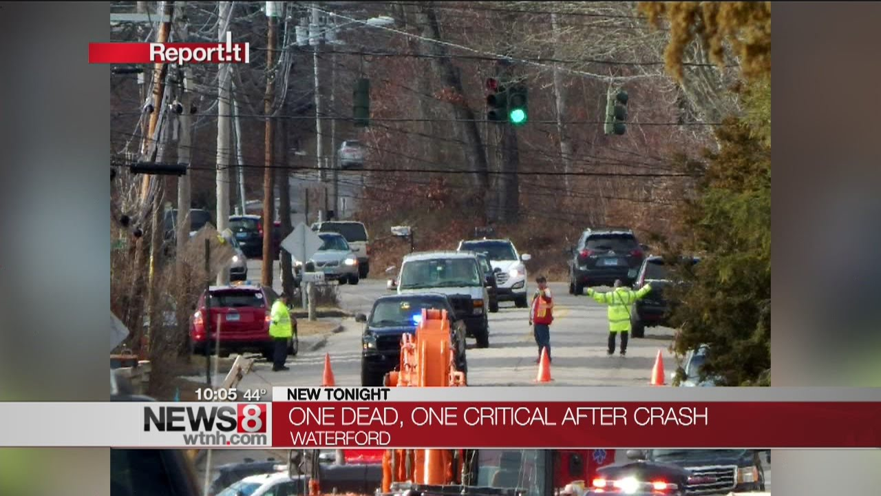 Waterford Police investigate fatal accident on Route 1