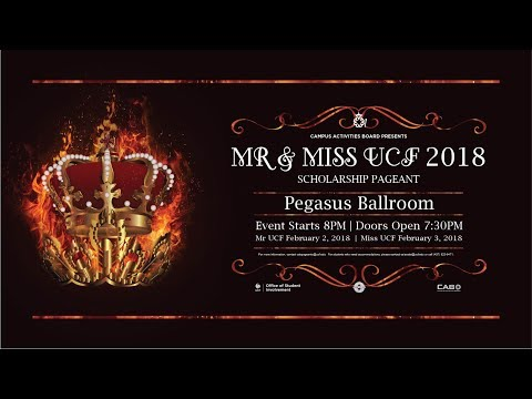 Miss UCF 2018 Scholarship Pageant