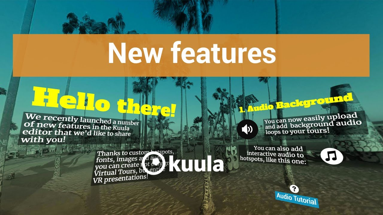 New features in Kuula Virtual Tour Editor :: IVRPA
