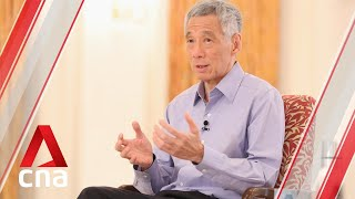 Singapore's PM Lee on jobs affected by COVID-19 pandemic and economic slowdown