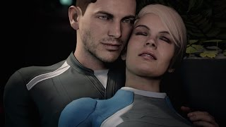 Alternate romance scenes (Cora & Jaal) | Mass Effect: Andromeda