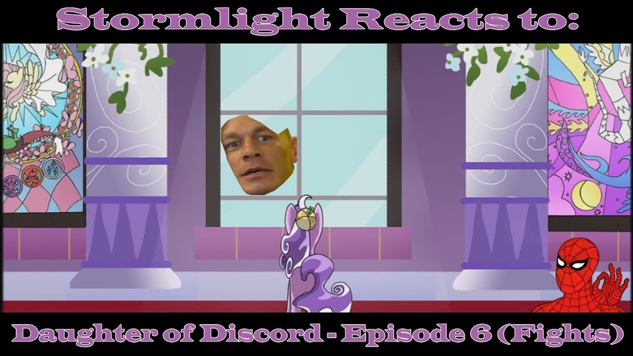 Bride of discord episode 6 - Stormlight Reacts To Daughter Of Discord Episode 6 Fights