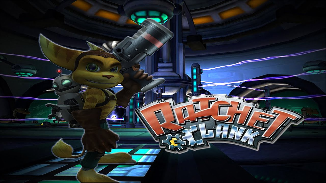 Ratchet Clank 2002 Full 100 Playthrough Part 1 Of 3 Youtube