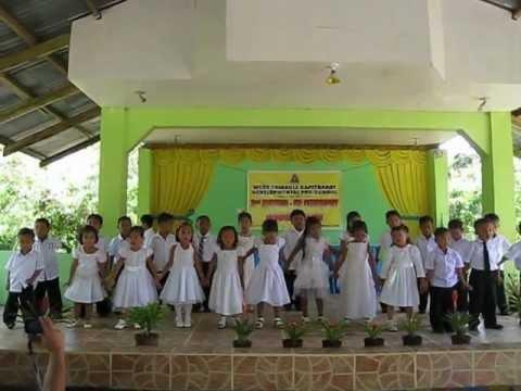 West Triangle Kapitbahay Movement 2nd Moving Up Sulsugin Developmental Pre School Video 1