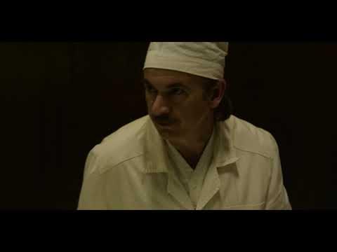 """Момент взрыва на Чернобыльской АЭС. HBO Чернобыль 2019. Эпизод 1 """"1:23:45"""""""