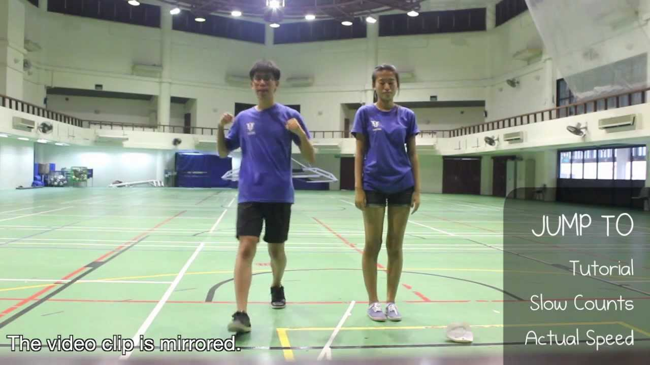 Dance tutorial f(x)'s electric shock part 2 youtube.