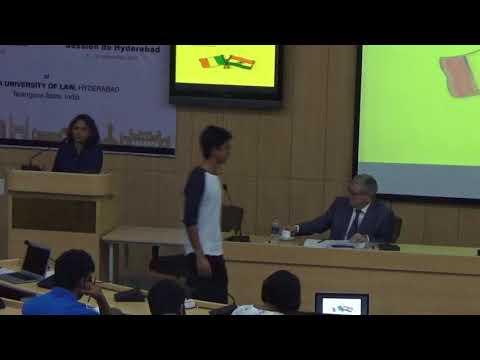 Exploring Interconnections: Indian and Irish Constitutions | Class 1 | GIAN-NALSAR  |