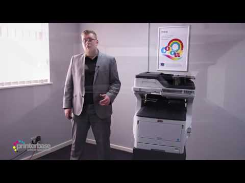 In this video, we review the OKI MC853 A3 Colour Laser MFP. Check out our other OKI printer videos: ...