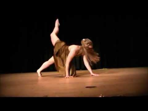 "Alex Schulke - ""Secrets"" - Contemporary Solo - Talent Show 2011"