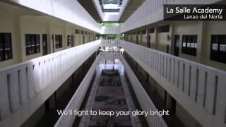 De La Salle Alma Mater Hymn Featuring De La Salle Philippines