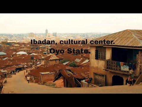 Travel Nigeria, Ibadan Cultral center: Oyo State