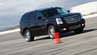 2012 Cadillac Escalade SLP 525 Supercharged | Track Tested |  Edmunds.com