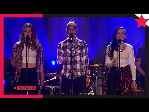 Sabrina, Patricia und Timea: Halt dich an mir fest von Revolverheld - Popstars