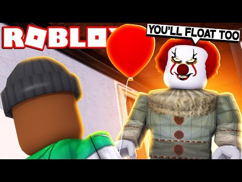 """IT"" THE MOVIE PART 2 IN ROBLOX"
